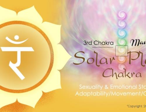The Solar Plexus Chakra